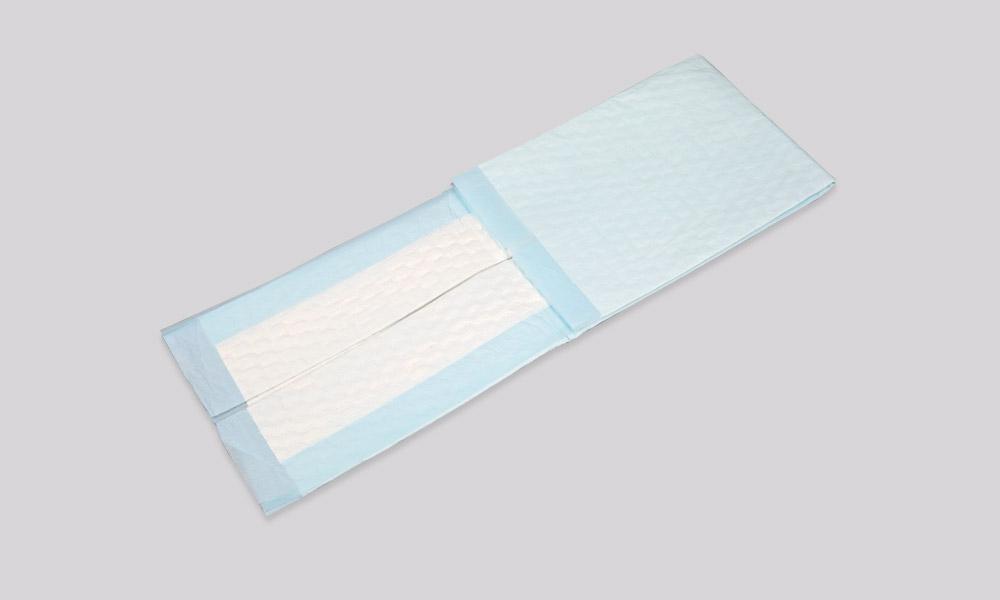Disposable cotton pad